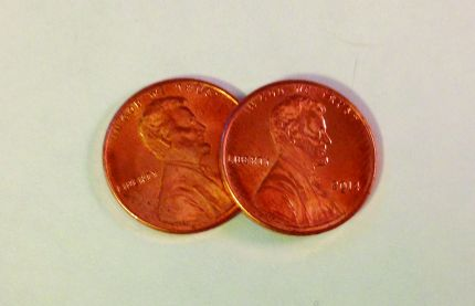 Two Cents Column