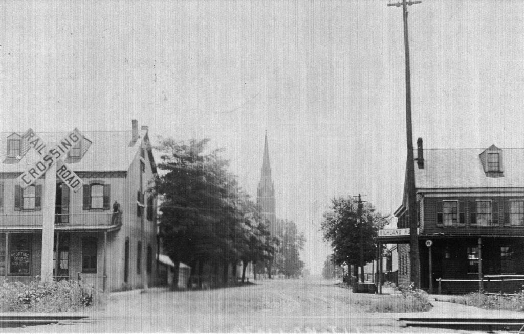 First and Oak 1908