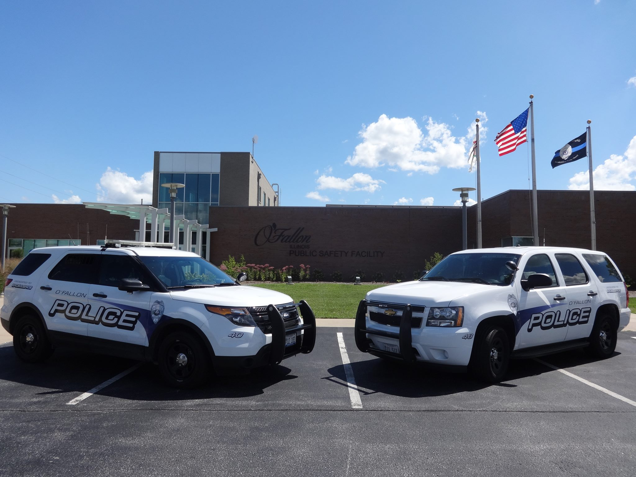 Updated O Fallon Police Deal With Multiple Car Thefts