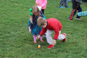 Carriel Junior High Easter Egg Hunt