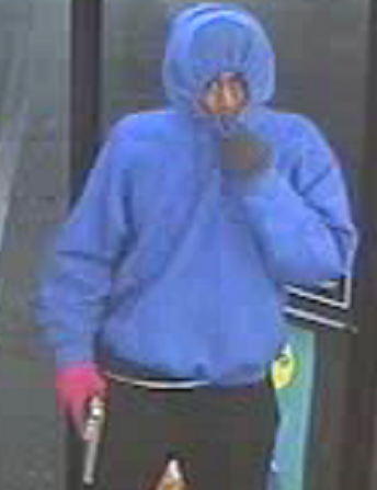 Shiloh Armed Robbery suspect