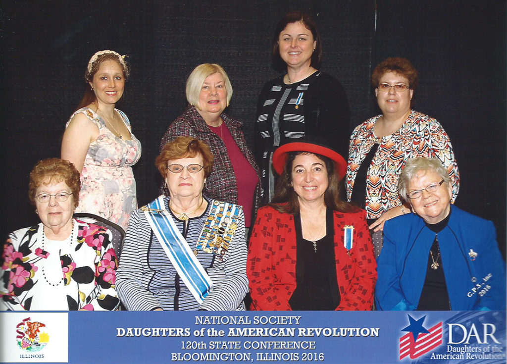 Dar Members Attend State Conference O Fallon Weekly