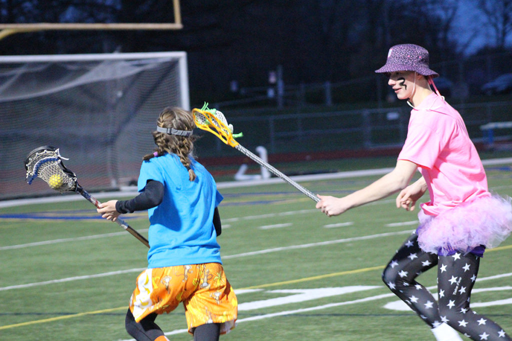 OTHS Charity LAX Game
