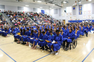 Fulton Junior High Graduation 2016