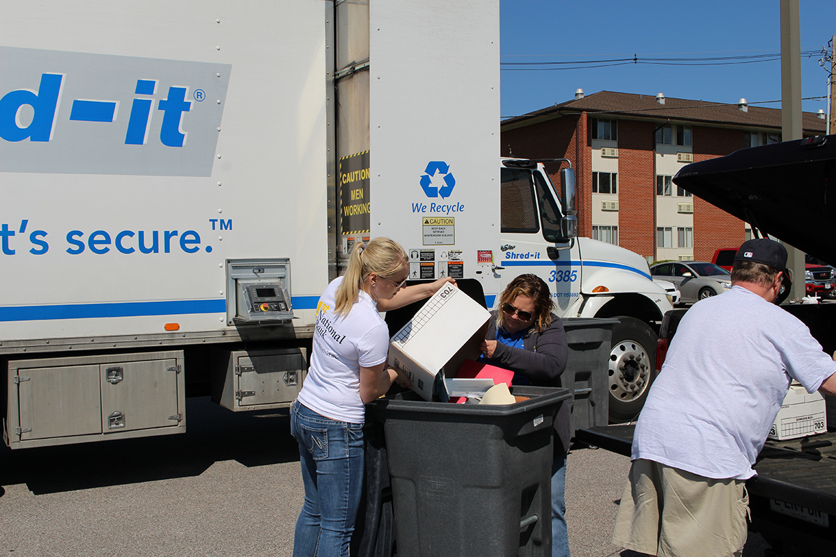 Shred Event