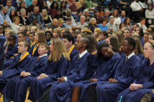 Carriel Junior High School Graduation 2016
