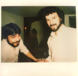 On July 7, 1983, Tony Mazzola (right) and Sam Garozzo (left) opened Mungo's at its first location on West Main Street in Belleville. (Submitted Photo)
