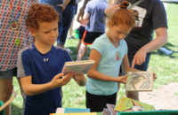 O'Fallon Library holds finale party for  children's Summer Reading Program