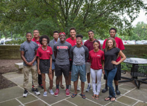 2016 Dean's Council Scholars. Not pictured is A.G. Bankole-Hameed. (Submitted photo)