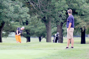 The Panthers have been dominating the links this season, now 10-0 for the season. The team competed in the O'Fallon Panther Classic this past weekend at Tamarack Country Club. (O'Fallon Weekly Photo by Sam Scinta)