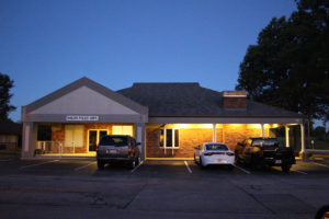 The Shiloh Police Department has outgrown its current building, located at 3498 Lebanon Avenue. (O'Fallon Weekly Photo by Nick Miller)