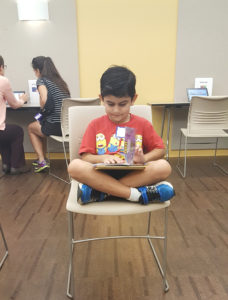 Dylan Bracamonte at Homework Happy Hour  (Submitted Photo)