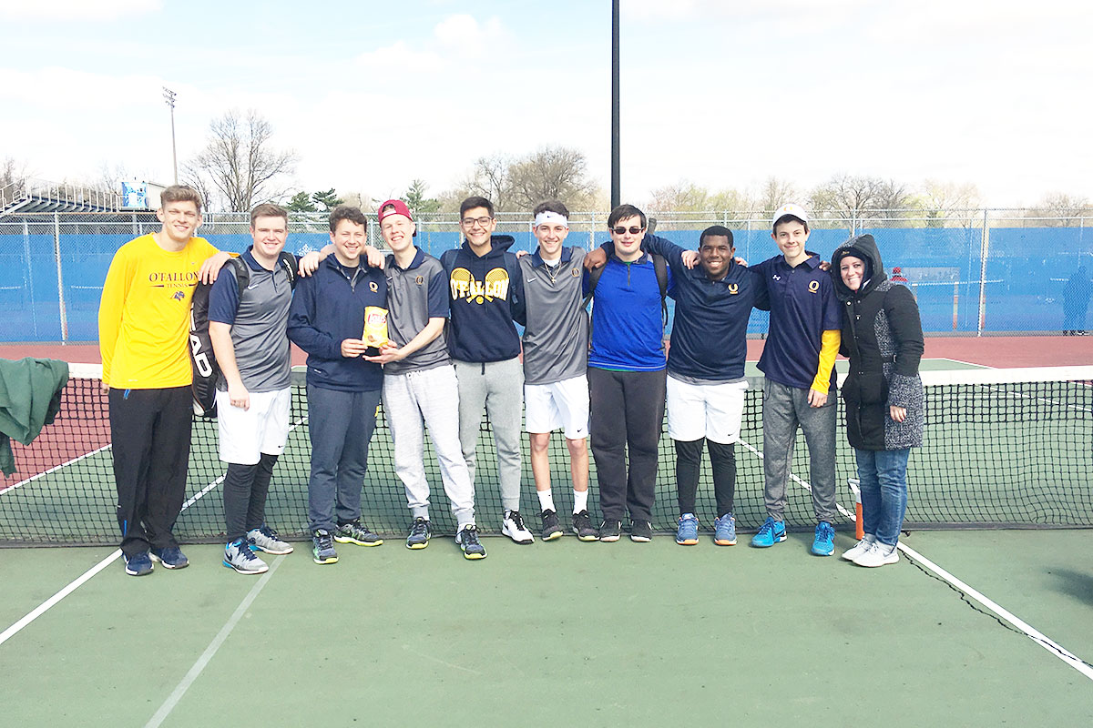 Tennis Panthers... Invitational Education