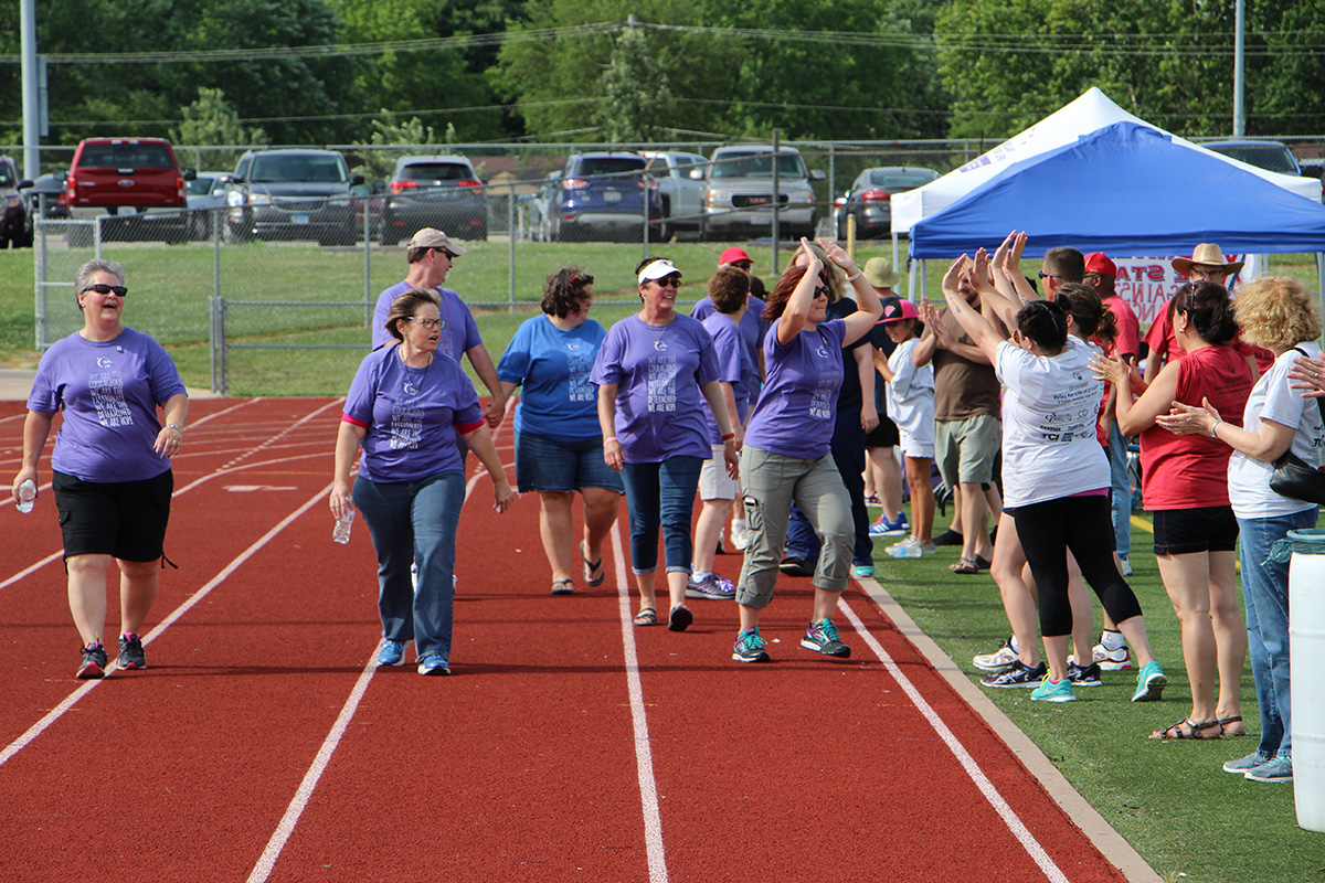 Dedication is what makes Relay for Life a success