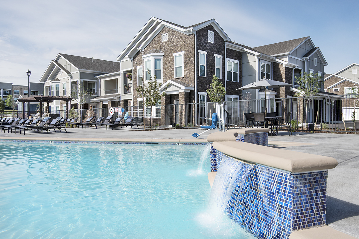 second luxury apartment complex announced for shiloh o