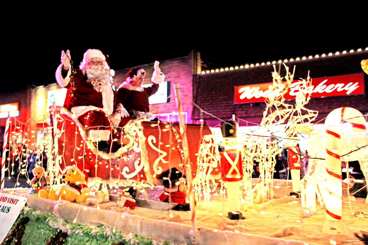 Illuminated Christmas Parade cancelled - O\'Fallon Weekly