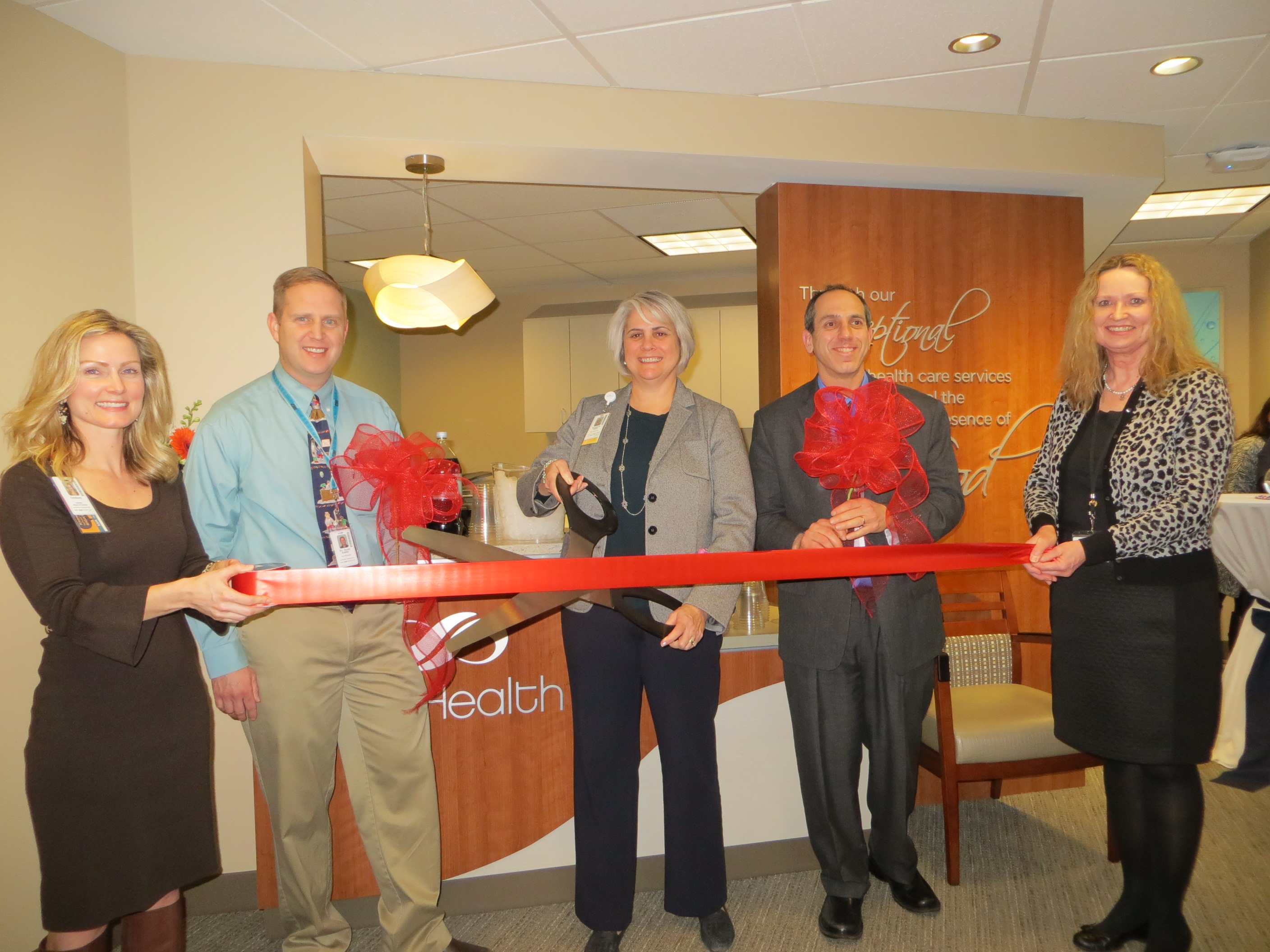SSM Ribbon Cutting