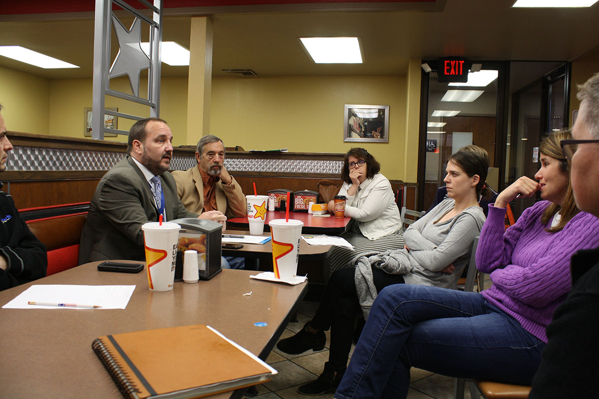 District 85 Monthly Coffee Chat