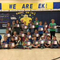 Estelle Kampmeyer Students