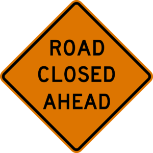 North Green Mount Road, Between Highway 50 and State Street, Closed Beginning Wednesday, July 18, 2018
